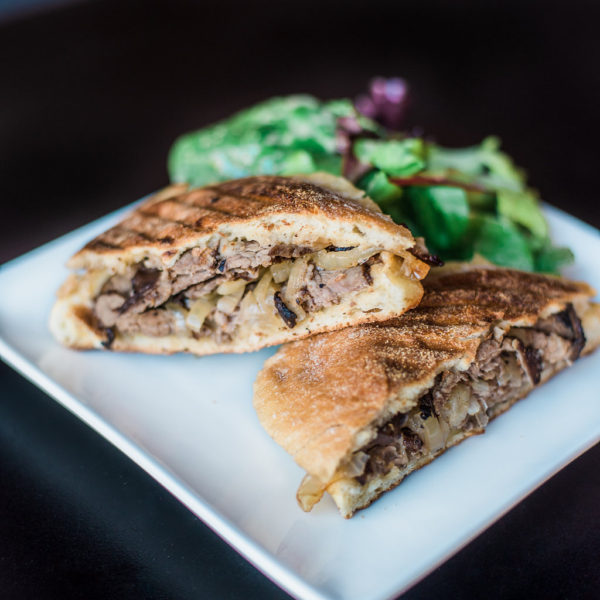 Cheese Steak Panini