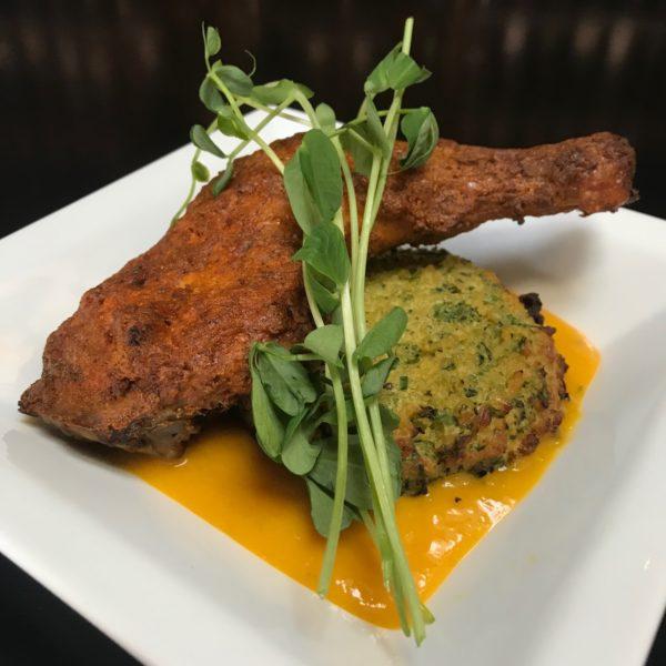 Tandoori Style Chicken Leg
