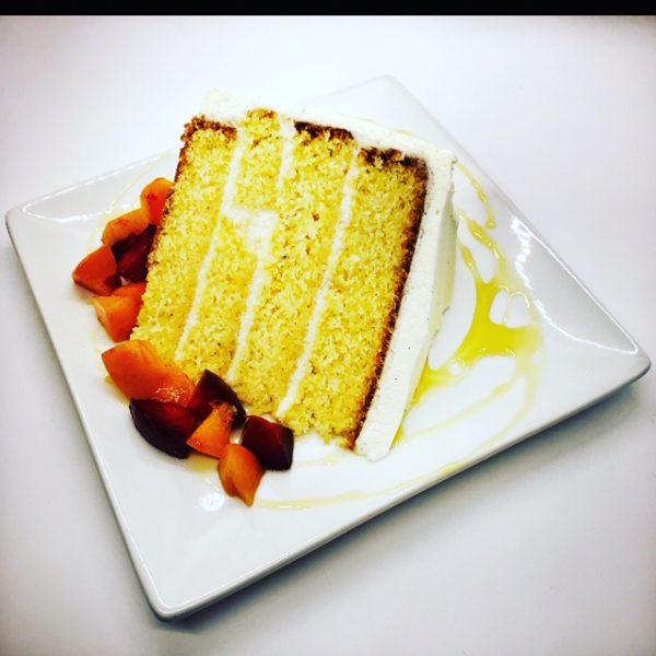 Brazillian Cornmeal Cake