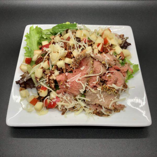 Mustard Glazed Bistro Steak Salad